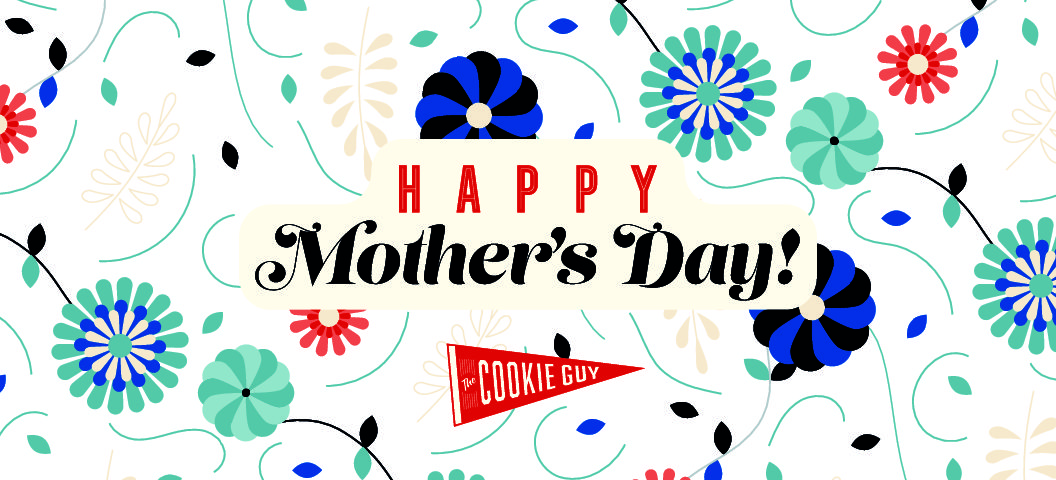 CookieGuy Sticker Mothers Day
